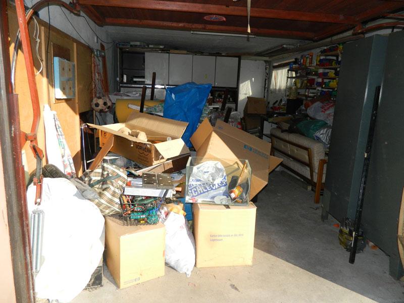 Tatortreinigung entruempelungen garage herrenberg